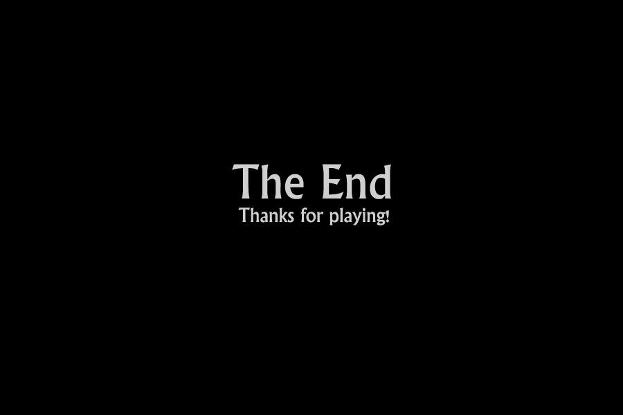 The End Wallpaper New Wallpapers