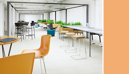 NeoCon 2018: Hospitality at Work | Knoll