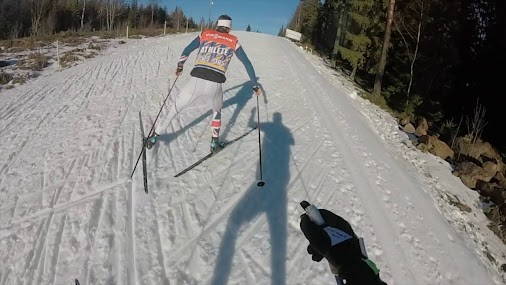 Winter Sport Training: Andrew Musgrave - Cross Country SKiiing #TeamGB #Rio2016 #EverythingCounts #RoadToRio...
