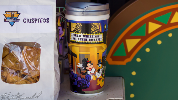 Disneyland Resort, Disneyland60, Disney California Adventure, Pacific Wharf, Themed, Mug, Mickey, Minnie, Donald, Goofy