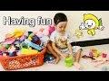 Bersenang-senang Dengan Banyak Mainan ❤ Have fun with lots of toys ❤ Ayo Bermain-main