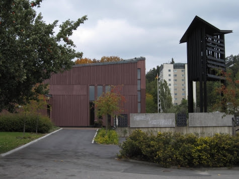 Tumba kyrka