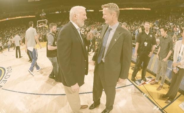 Popovich y Kerr