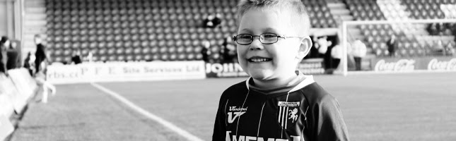Oliver as Gills Mascot