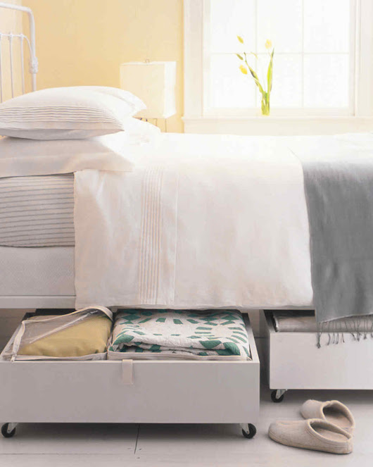 Bedroom Organization Tricks | Martha Stewart