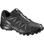 Salomon Men's Speedcross 4 Trail Running Shoes - Black