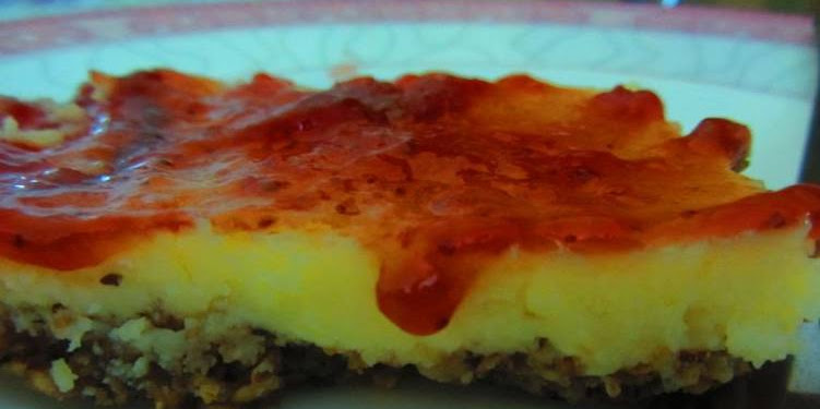 Easiest Way to Prepare Appetizing No-cheese cheesecake!