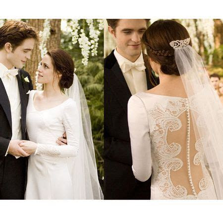 Bella in #Twilight   From TV & Movies   Bella wedding