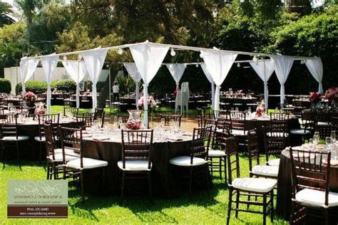 inexpensive backyard weddings cheap outdoor wedding ideas