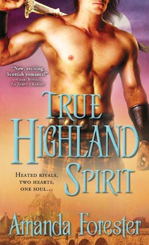 True Highland Spirit (Highlander) by Amanda Forester