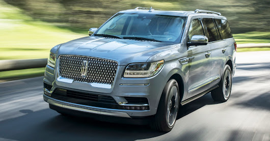 Ford to ramp up production of the Expedition and Lincoln Navigator
