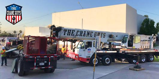 W Crane Guy The Crane Guys ...
