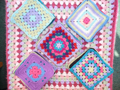 Such a lot of Squares today and Stars too! They are all gorgeous!