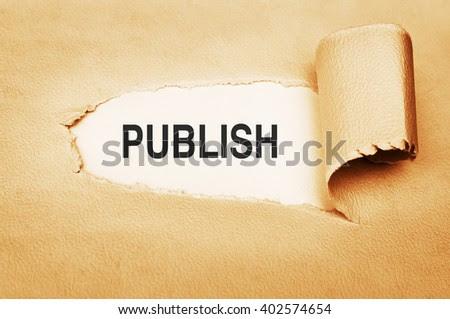 Publish Concept - stock photo