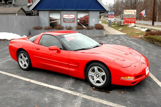 Used 1998 Chevrolet Corvette for Sale in Red Hook NY 12571 Hudson Valley Motorcar