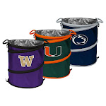 Logo Brands NCAA Soft-Sided Collapsible 3-in-1 Cooler, Tennessee Volunteers