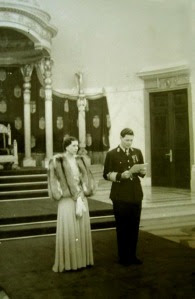 King Michael of Romania & Queen-Mother Helen 1942 - Diana Mandache collection