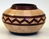 Southwestern Segmented bowl - mdartisanguild