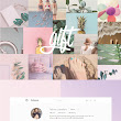 Free Social Media Pack – Briley | Design Share