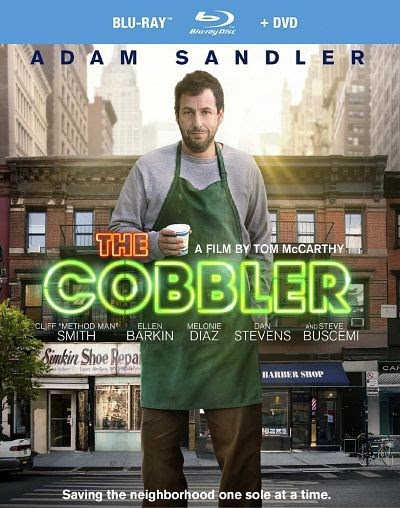 The Cobbler (2014) BRRip 650MB nItRo | Mediafire Movies!