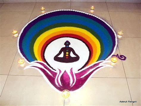 Social awareness rangoli designs collection