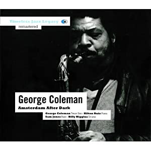 George Coleman  - Amsterdam After Dark cover
