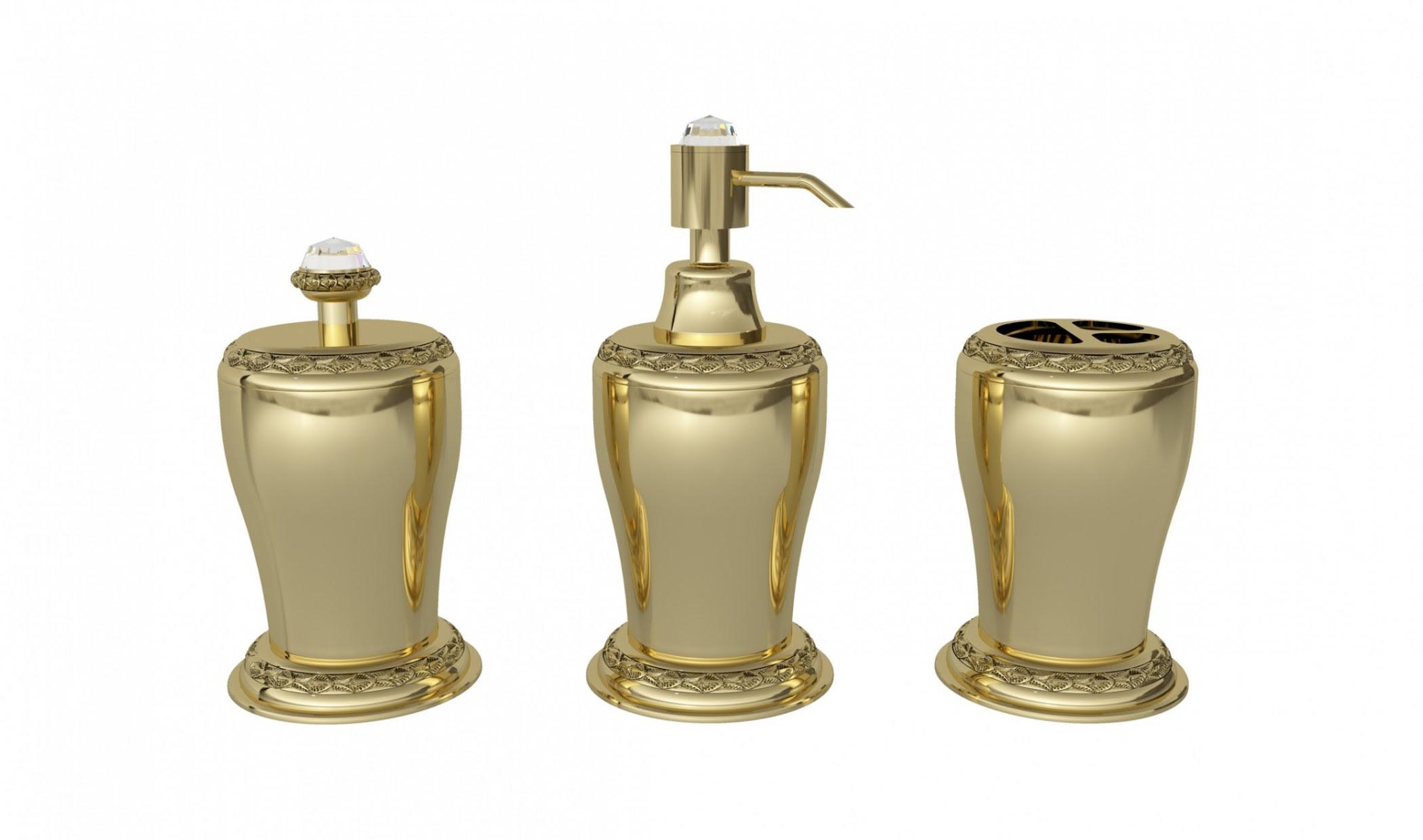 luxury bathroom accessories » Bronces Mestre