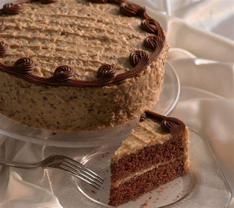 Pellman's German Chocolate Cake   Pellman's Cakes