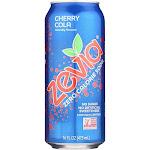 Zevia, Soda Cherry Cola - 16 Fo -PACK 12