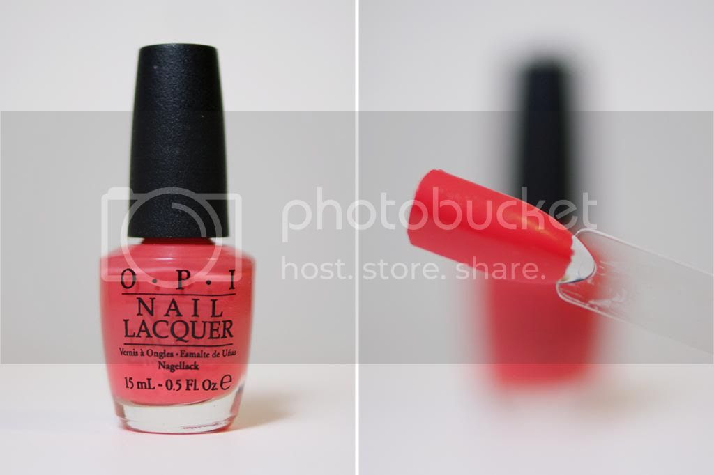 Spring Nail Polish Picks 2014 OPI Brazil Swatch Toucan Do It If You Try