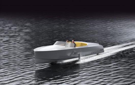 Building the Future with Speed and 0 Emissions - Camilleri Marine
