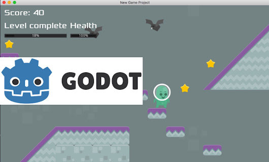 Making a 2D platform game with Godot 3.0