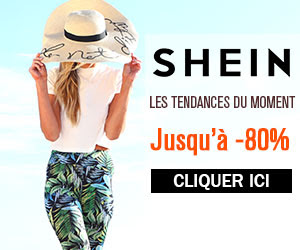SheIn -Your Online Fashion T-shirts