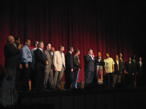 Phil Tagami's Oakland Fox Project Team Takes a Bow At Gala
