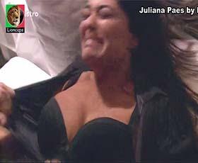 Juliana Paes sensual na novela O Astro e A Dona do Pedaço