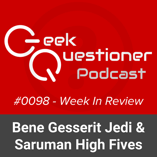 Bene Gesserit Jedi & Saruman High Fives