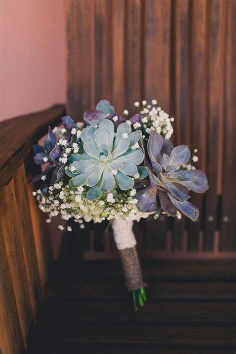 The 25  best Succulent bouquet ideas on Pinterest