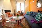 Oakland Hills Moroccan Living Room - mediterranean - living room ...