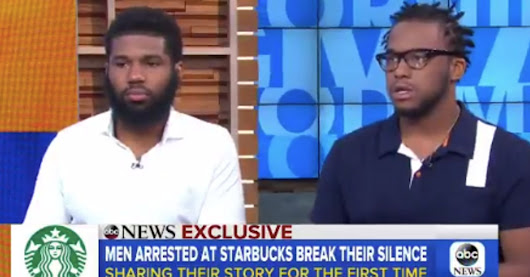 Black Men Arrested At Starbucks Said They Were There For 2 Minutes Before 911 Call | HuffPost