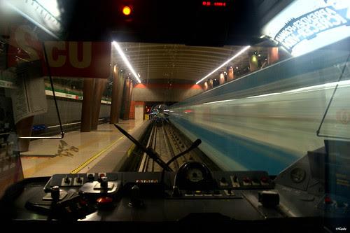 Metro by Alejandro Bonilla