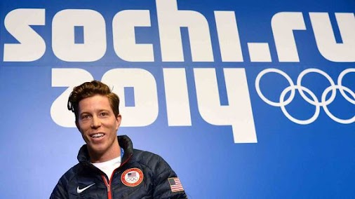 Shaun White Drops Out of Slopestyle Event in Sochi - By Kurt Wagner Olympic snowboarder Shaun White ...