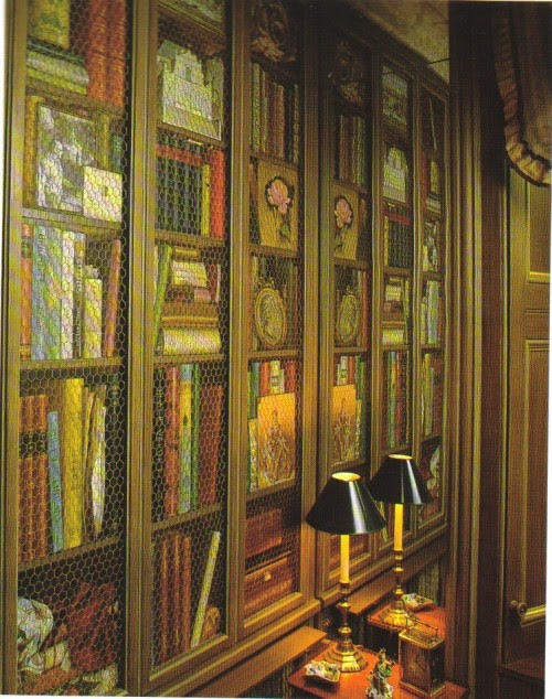 Cool Home Library Ideas: LET'S STAY: Cool Home Library Design Ideas