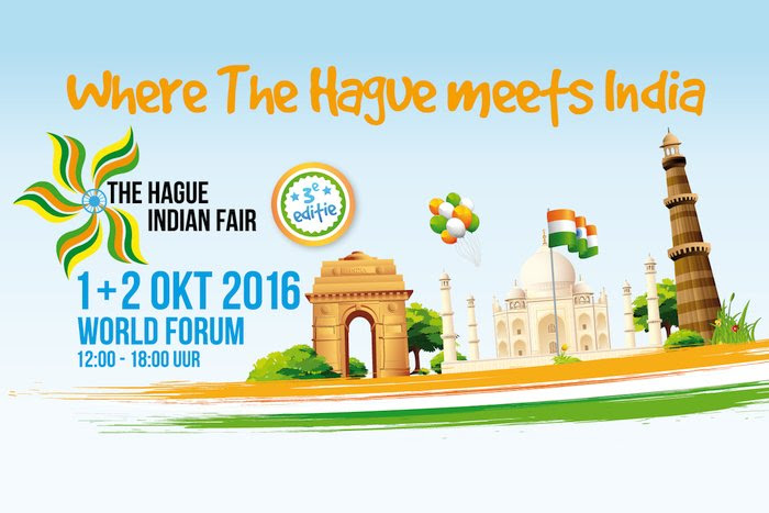 The Hague Indian Fair 2016