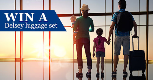 WIN a Travel Set with GrandStay and AAA Minneapolis!