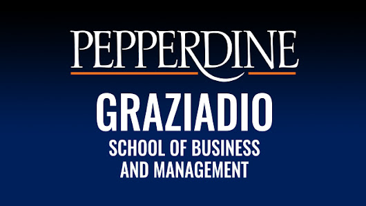 Graziadio School of Business and Management Graduation - Summer 2017 by Pepperdine University