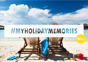 Image of #myholidaymemories competition