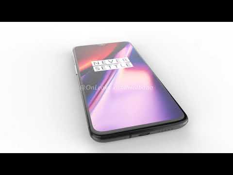 Leaked OnePlus 7T render show triple cameras setup and much more.....