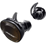 Bose SoundSport Free Wireless In-Ear Headphones Mint Condition Complete Black