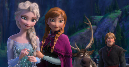 'Frozen' and the Rise of Elsa