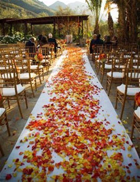Outdoor Fall Wedding Ideas   Unique Pastiche Events